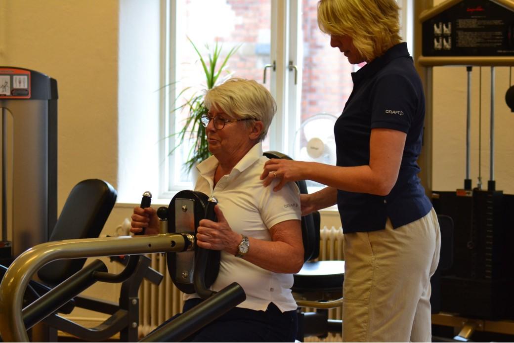 Rehabilitetsträning/styrketräning